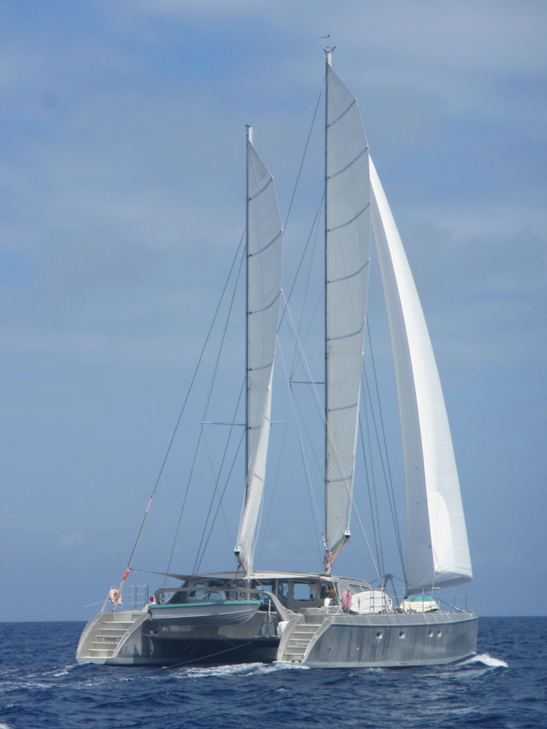 At de Villiers Marine Design we strive to create exceptional marine designs for all types of boats, monohull and multihull yachts and fast response vessels.